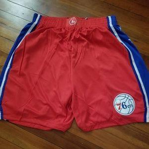 Philadelphia 76rs Basketball Shorts